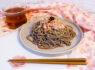 〚411カロリー〛秋でも冷たいお蕎麦!たんぱく質豊富